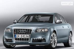 Audi s6 C6 рестайлинг Седан