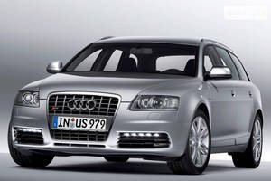 Audi s6 C6 рестайлинг Универсал