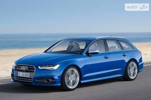 Audi s6 C7 (2 рестайлинг) Универсал