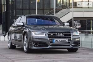 Audi s8 D4 (рестайлінг) Седан