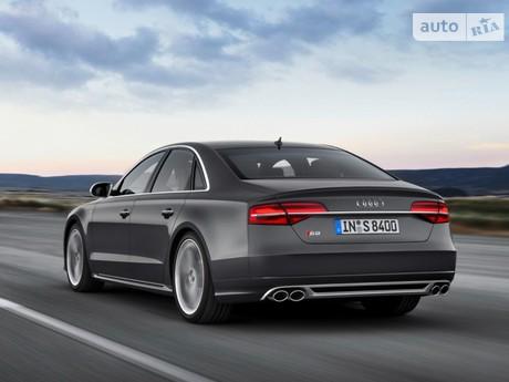 Audi S8 4.0 TFSI Tip-tronic (520 л.с.) Quattro  2012
