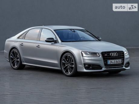 Audi S8 2002