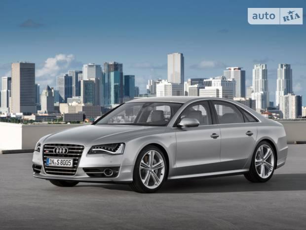 Audi S8 D4 Седан