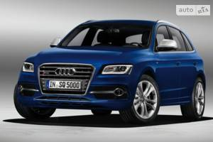 Audi sq5 Typ 8R Кроссовер