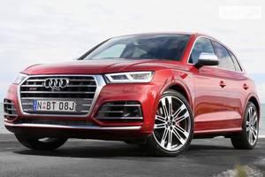 Audi sq5 II поколение Кроссовер