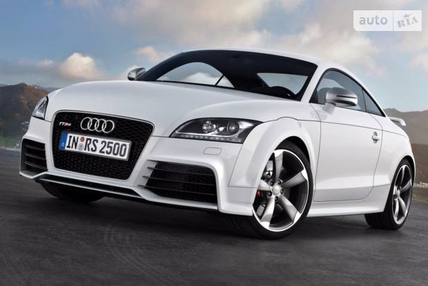 Audi TT RS Typ 8J Купе