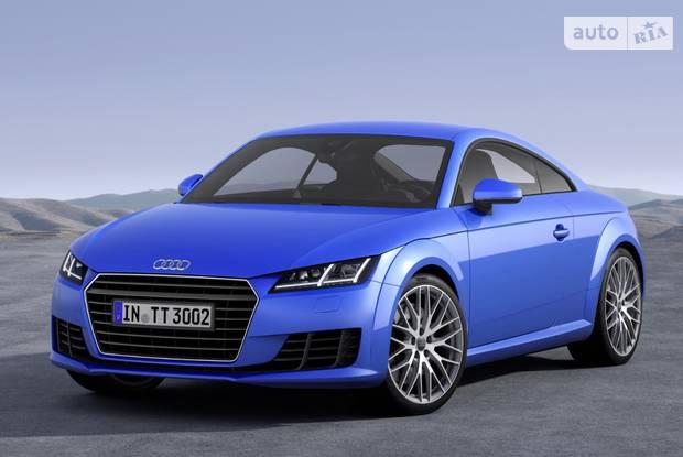 Audi TT Typ 8S Купе
