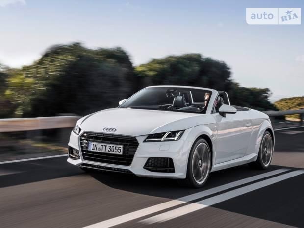 Audi TT Typ 8S Родстер