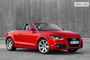 Audi tt Typ 8J (рестайлінг) Родстер