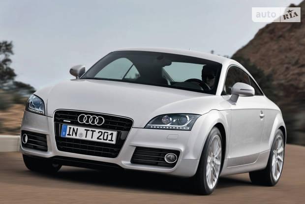 Audi TT Typ 8J (рестайлінг) Купе