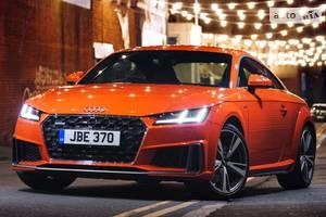 Audi tt 3-е поколение (рестайлинг) Купе