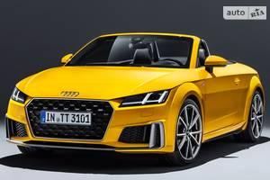 Audi tt 3-е поколение (рестайлинг) Родстер