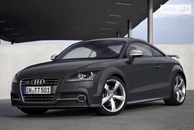 Audi TTS Typ 8J (рестайлінг) Купе