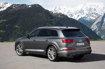 Audi Q7 3.0TDI Tip-tronic (272 л.с.) Quattro 2016