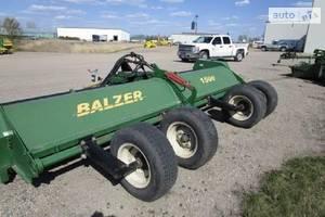 Balzer 1500 I поколение Мульчирователь
