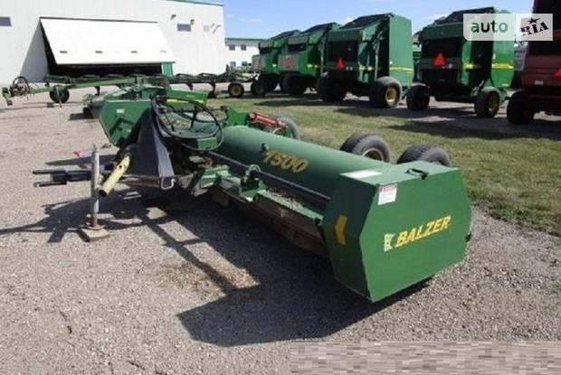 Balzer 2000 I поколение Мульчирователь