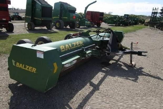 Balzer 3000 I поколение Мульчирователь