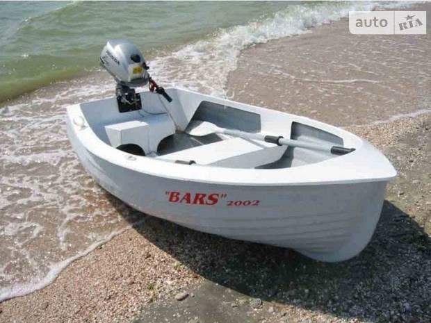 Барс 220 1 поколение Лодка