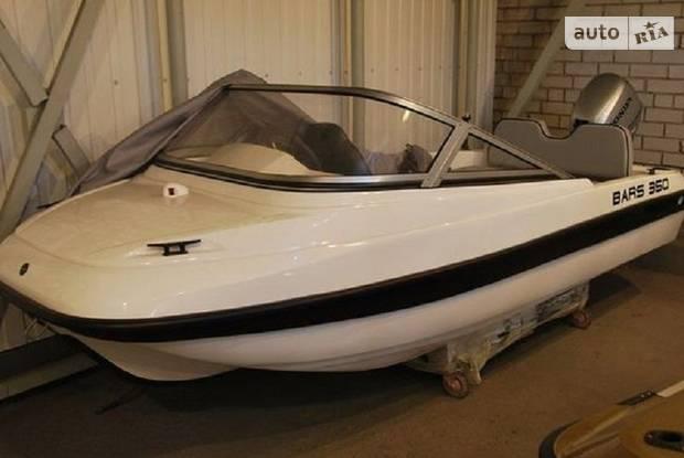 Барс 350 1 поколение Човен