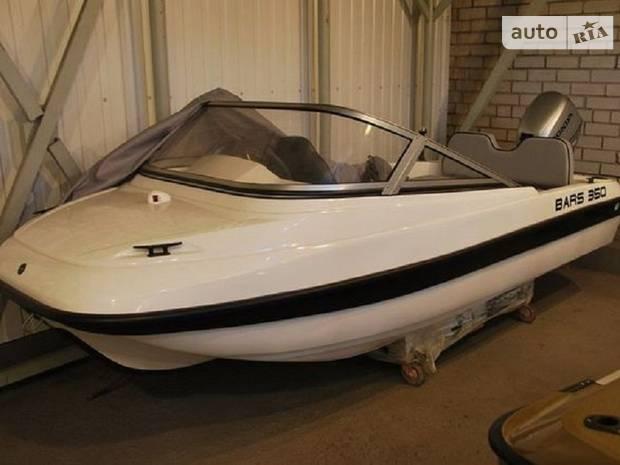 Барс 350 1 поколение Лодка