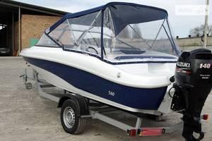 Барс 560 1 поколение Лодка