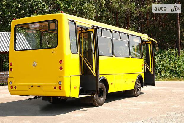 БАЗ А 074 Эталон 2 покоління Автобус