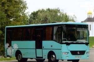 БАЗ a-081-etalon 1 покоління Пригородный