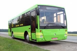 БАЗ a-148-etalon 1 покоління Пригородный