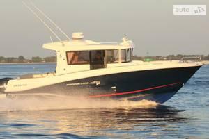 Beneteau barracuda 1-е поколение Катер