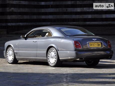 Bentley Brooklands 6.8 АТ (537 л.с.) 2009