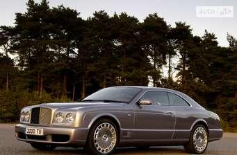 Bentley Brooklands 6.8 АТ (537 л.с.) Exclusive 2019