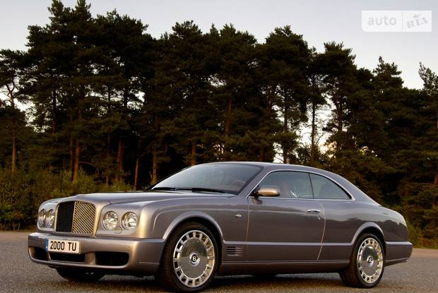 Bentley Brooklands 2 поколение Седан