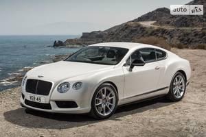 Bentley continental-gt-v8-s 2 поколение Купе