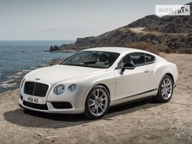 Bentley Continental GT V8 S 2 поколение Купе