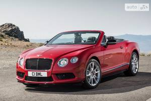 Bentley continental-gt-v8-s 2 поколение Кабриолет