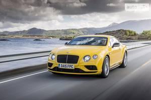 Bentley continental-gt-v8-s 2 поколение (рестайлинг) Купе