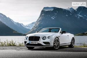 Bentley continental-gt-v8-s 2 поколение (рестайлинг) Кабриолет