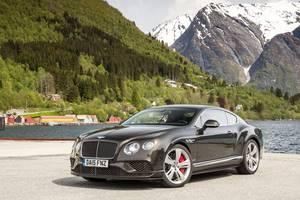 Bentley continental-gt-v8 II поколение (рестайлинг) Купе