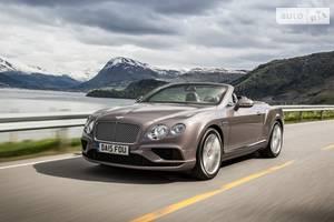 Bentley continental-gt-v8 II поколение (рестайлинг) Кабриолет