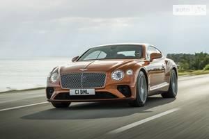 Bentley continental-gt-v8 2-е поколение Купе
