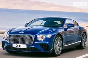 Bentley continental-gt II поколение Купе