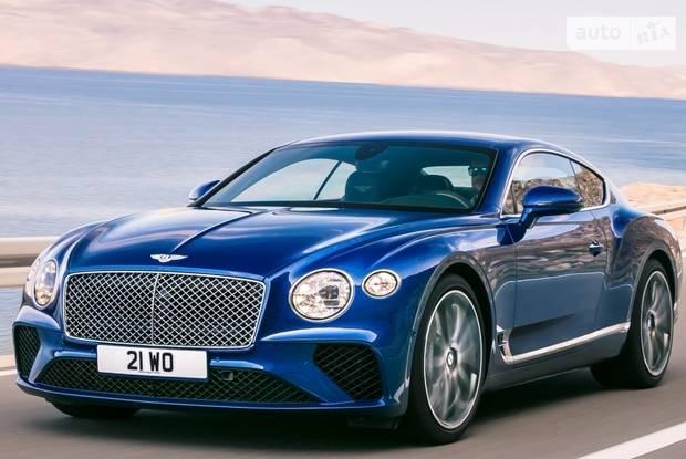 Bentley Continental GT II поколение Купе