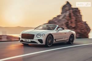 Bentley continental-gt II поколение Кабриолет