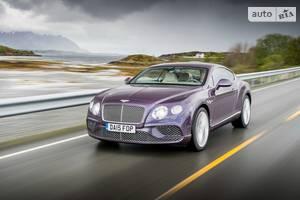 Bentley continental-gt 1 поколение (2 рестайлинг) Купе