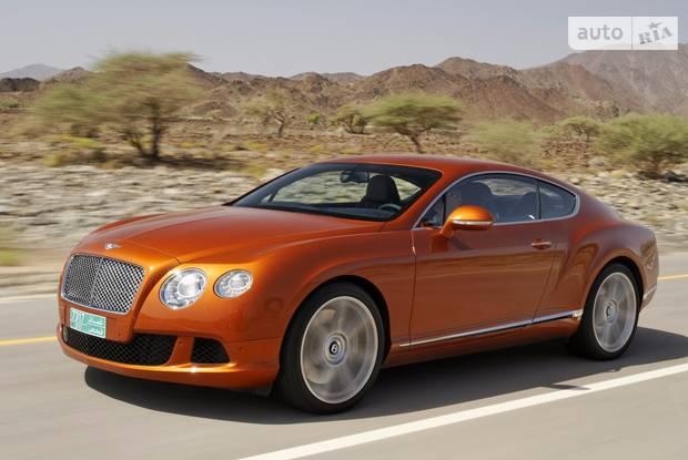 Bentley Continental 2 поколение Купе