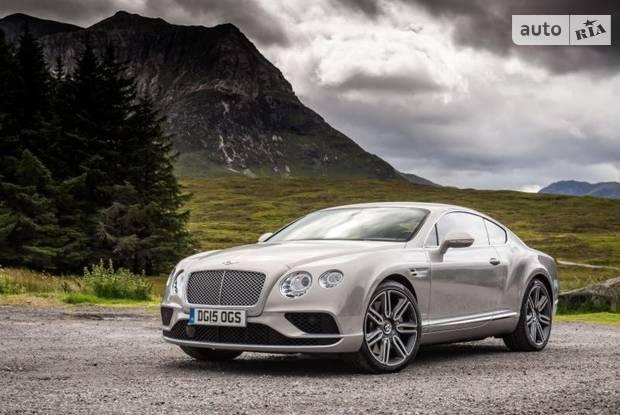 Bentley Continental 2 поколение (рестайлинг) Купе