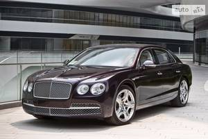 Bentley flying-spur 3 поколение (рестайлинг) Седан