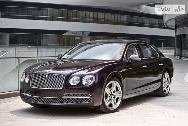 Bentley Flying Spur 3 поколение (рестайлинг) Седан