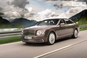 Bentley mulsanne 2 поколение (рестайлинг) Седан