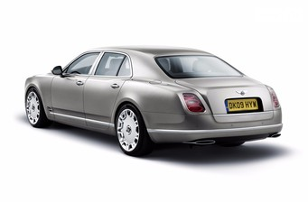 Bentley Mulsanne 6.8 AT (512 л.с.)  2012
